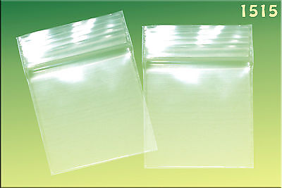 Zip Lock baggies 1.5 x 1.5 (1000 pack) - Clear