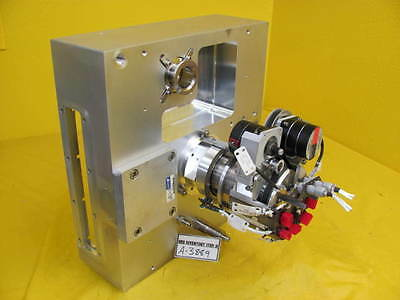 Lam Research 852-011201-001-E-231 Harmonic Arm Drive Chamber 715-12101-8 Used