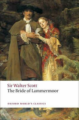 The Bride of Lammermoor by Walter Scott Paperback Book (English)