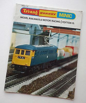 Tri-ang Hornby Minic Edition 15 1969 Catalogue