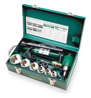 Hydraulic Punch Driver Set, Greenlee, 7506