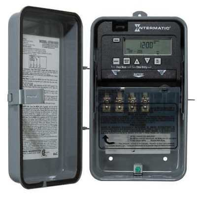 INTERMATIC ET1125CPD82 Electronic Timer,24 hr,SPST