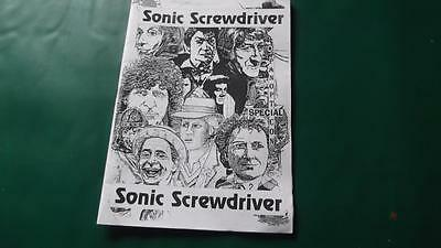Doctor Who Sonic Screwdriver Panopticon Special 1995