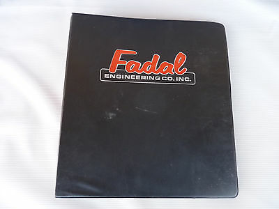 Fadal VMC, Machining Center Operation & Program Engineering Training Manual 1991