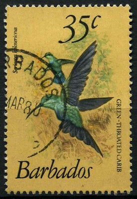 Barbados 1979-83 SG#631, 35c Birds Definitive Used #D43121