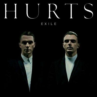 Hurts Exile 2 Disc Cd & Dvd Deluxe Pop 2013 Brand New