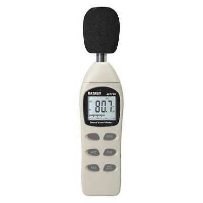 EXTECH 407730 Digital Sound Level Meter,40 to 130 dB