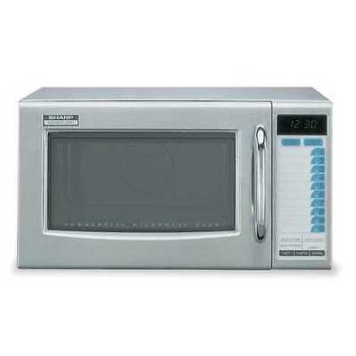 SHARP R21LTF Microwave