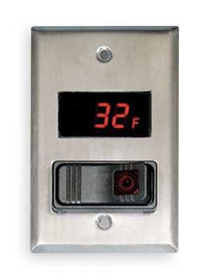 Light Switch Thermometer,-40 to 230
