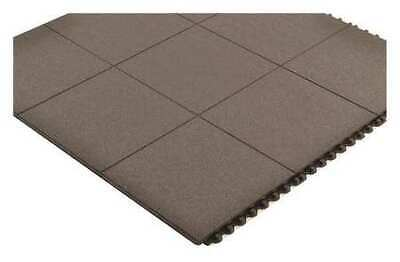 Antifatigue Mat,Black,3ft. x 3ft. NOTRAX 556S0033BL