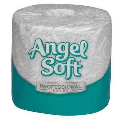 GEORGIA-PACIFIC 16620 Angel Soft Toilet Paper, 2 Ply, Pk20