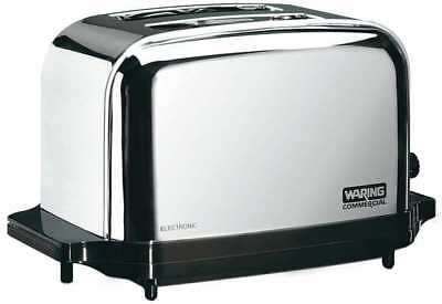 WARING COMMERCIAL WCT702 2-Slice Light Duty Toaster