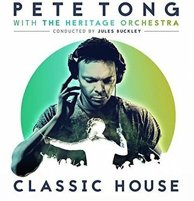 "PETE TONG Classic House 12"" 2LP Vinyl 180gm NEW Heritage Orchestra"