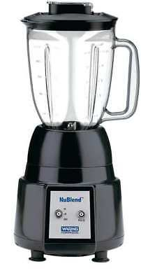 WARING COMMERCIAL BB180 Bar Blender, 44 Oz, Toggle Switches