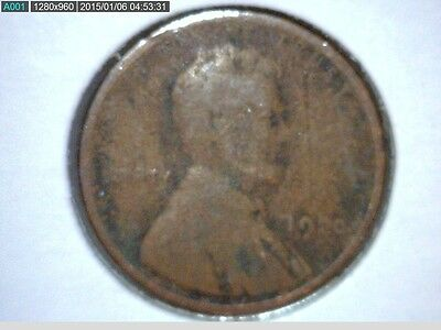 1920, 1921, 1923  Lincoln Wheat Cent 3 coin  lot