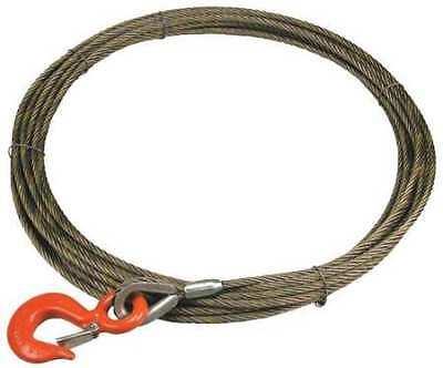 LIFT-ALL 716WFIX100 Winch Cable, FC, 7/16 In. x 100 ft.