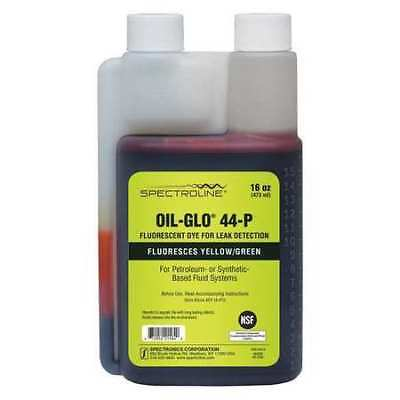 UV Dye,Industrial Oil Systems,1 Pint SPECTROLINE OIL-GLO 44-P