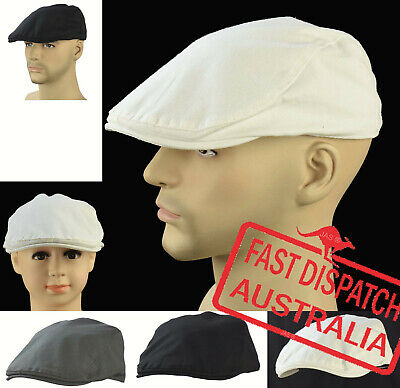 Pageboy Newsboy Wedding Ivy Driving Golf Great Gatsby 20s Flat Cap Hat Cotton