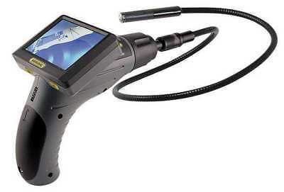 GENERAL DCS300 Video Borescope, 3.5 In, 39 In Shaft