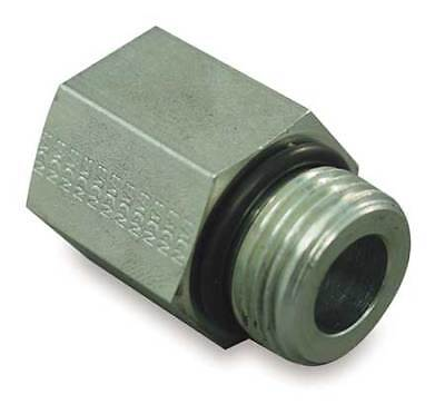 EATON 2216-4-4S Hose Adapter, ORB to FNPT, 7/16-20x1/4-18
