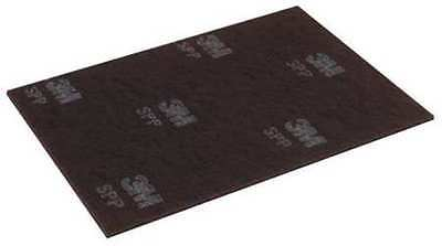 3M SPP14X20 Stripping Pad,20 In x 14 In,Maroon,PK 10
