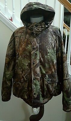 ac6924aedb62a NORTHEAST OUTFITTERS INSULATED Hunting CAMO JACKET Men's XL - $39.00 ...
