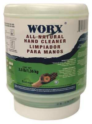 WORX 11-1300 3 lbs. Biodegradable Hand Powder/Cleaner, Light Juniper Scent
