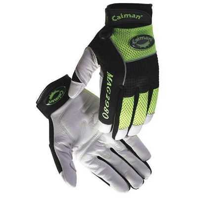 Caiman Size L Mechanics Gloves,2980-5