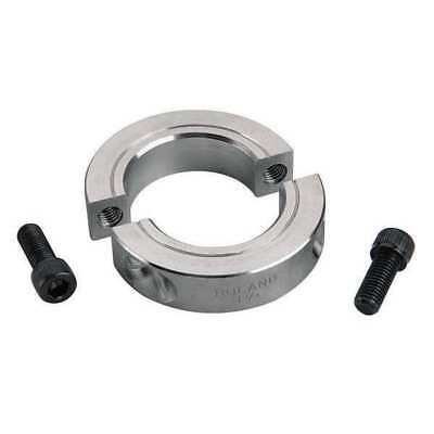 RULAND MANUFACTURING SP-12-A Shaft Collar, Clamp, 2Pc, 3/4 In, Alum