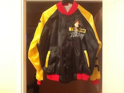 Collectable Disney Jacket. New Without Tags Team Mickey 25 Year Celebration Xl