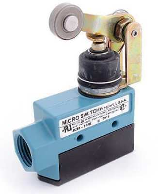Enclosed Limit Switch, 240VAC/DC, Honeywell Micro Switch, DTE6-2RN2