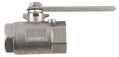 BRADLEY S30-061 Ball Valve Assembly, Stay-Open