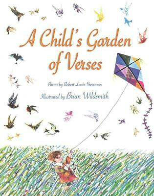 A Child's Garden of Verses by Robert Louis Stevenson Hardcover Book (English)