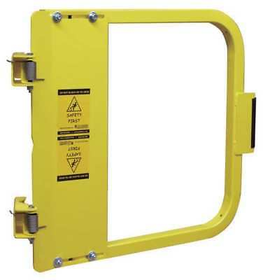 PS DOORS LSG-21-PCY Safety Gate, 19-3/4 to 23-1/2 In, Steel