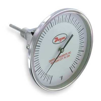 Bimetal Thermom,5 In Dial,0 to 500F