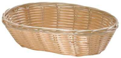 Oval Food Serving Basket, Natural ,Tablecraft Products Company, M1174W