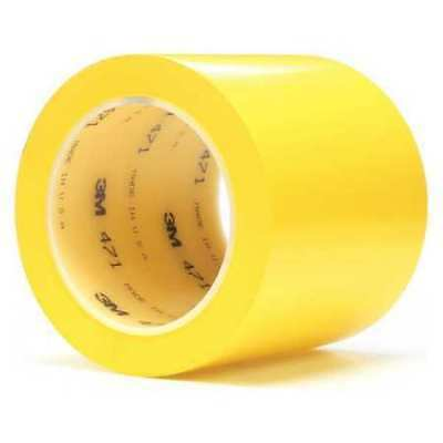 "Yellow Floor Marking Tape, 3M, 4714""W"