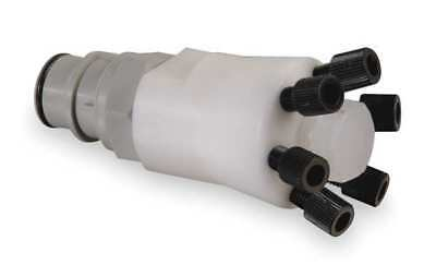 Manifold w/Poly Fitting, Justrite, 28178