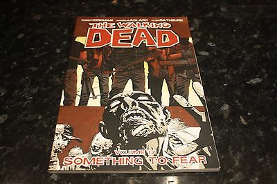 the walking dead volume 17 something to fear graphic novel collects  97-102
