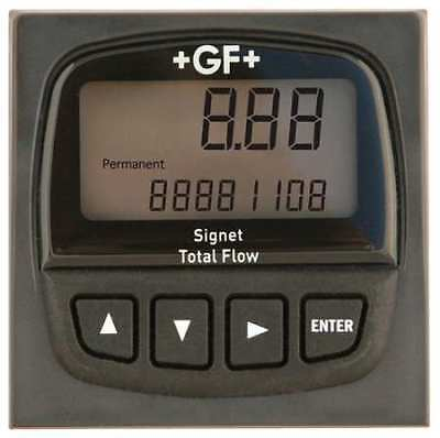 SIGNET 3-8150-1P Battery Powered Display/Totalizer