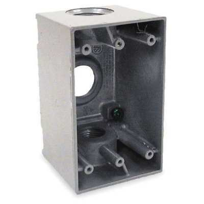 "4.50"" Weatherproof Electrical Box, Bell, 5386-0"