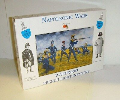 A Call to Arms 28 - French Light Infantry Napoleonic Wars          1/32 Figures