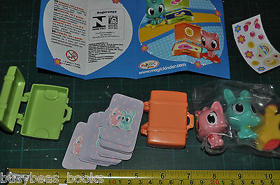KINDER Surprise Maxi toy, TR-3-108, cat & rabbit matching game. new in egg