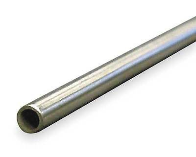 """1/4"""" OD x 6 ft. Welded 316 Stainless Steel Tubing, 3CAD9"""