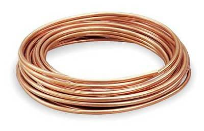 "3/8"" OD x 60 ft. Coil Copper Tubing Type L MUELLER INDUSTRIES 616F"