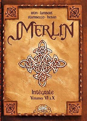Merlin l'Integrale, Tome 6 a 10 Soleil Productions Olivier Heban Francais Book