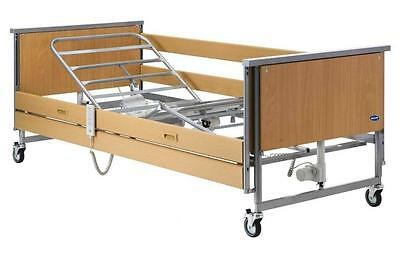 Invacare Profiling Bed Fully Electric Hospital Bed Nursing Bed Patient Care Bed