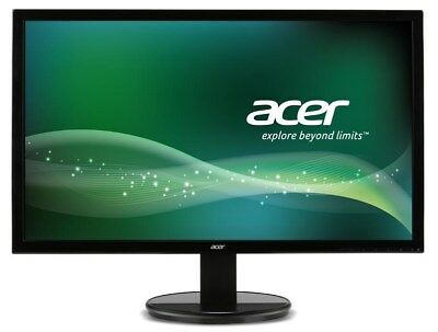 Acer K272HULEbmidpx 27 inch LED 1ms Monitor - 2560 x 1440, 1ms, Speakers, HDMI
