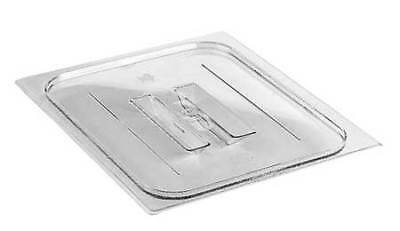 CAMBRO CA20CWCH135 Food Pan Lid, Half Size,Clear,PK6