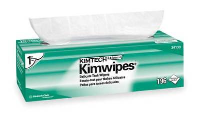 "Kimtech Disposable Wipes, 11-4/5"" x 11-4/5"", 15 Pack, 196 Wipes/ Pack, 34133"